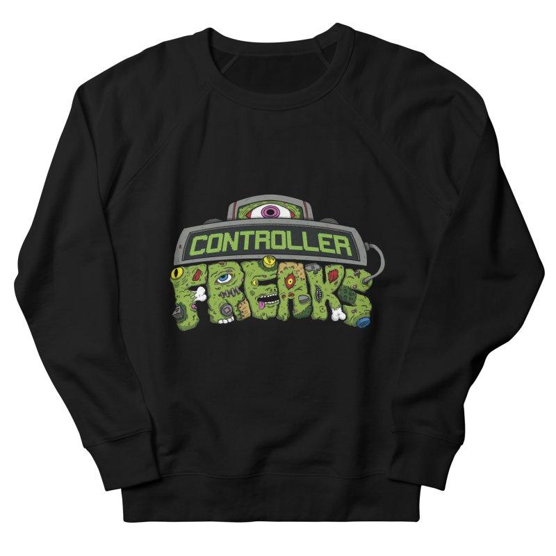 Controller Freaks - Logo Women's French Terry Sweatshirt by Mystic Soda
