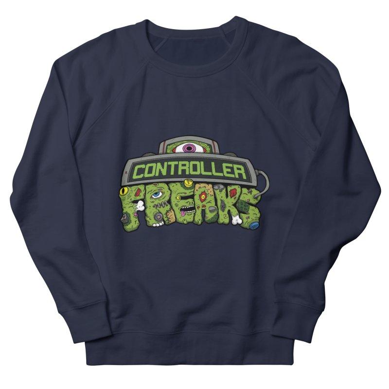 Controller Freaks - Logo Women's Sweatshirt by Mystic Soda Shoppe