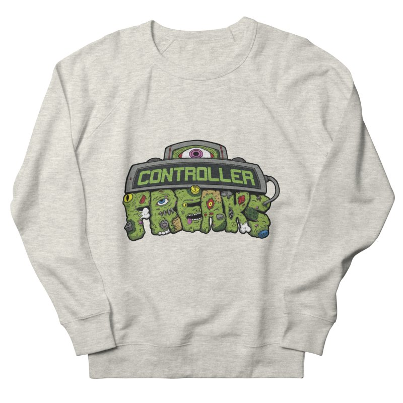 Controller Freaks - Logo Men's French Terry Sweatshirt by Mystic Soda