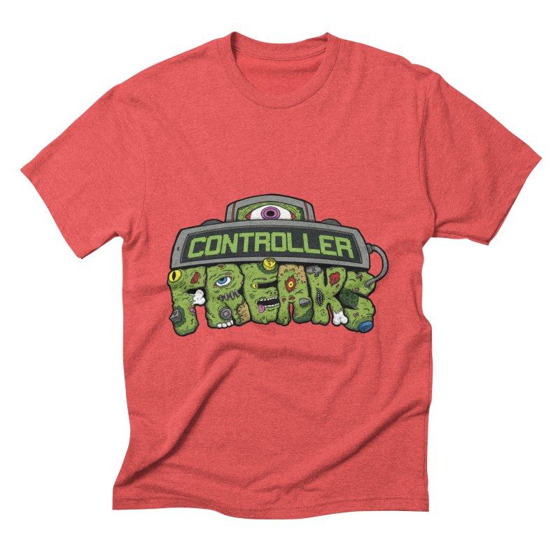 Controller Freaks - Logo Men's Triblend T-Shirt by Mystic Soda