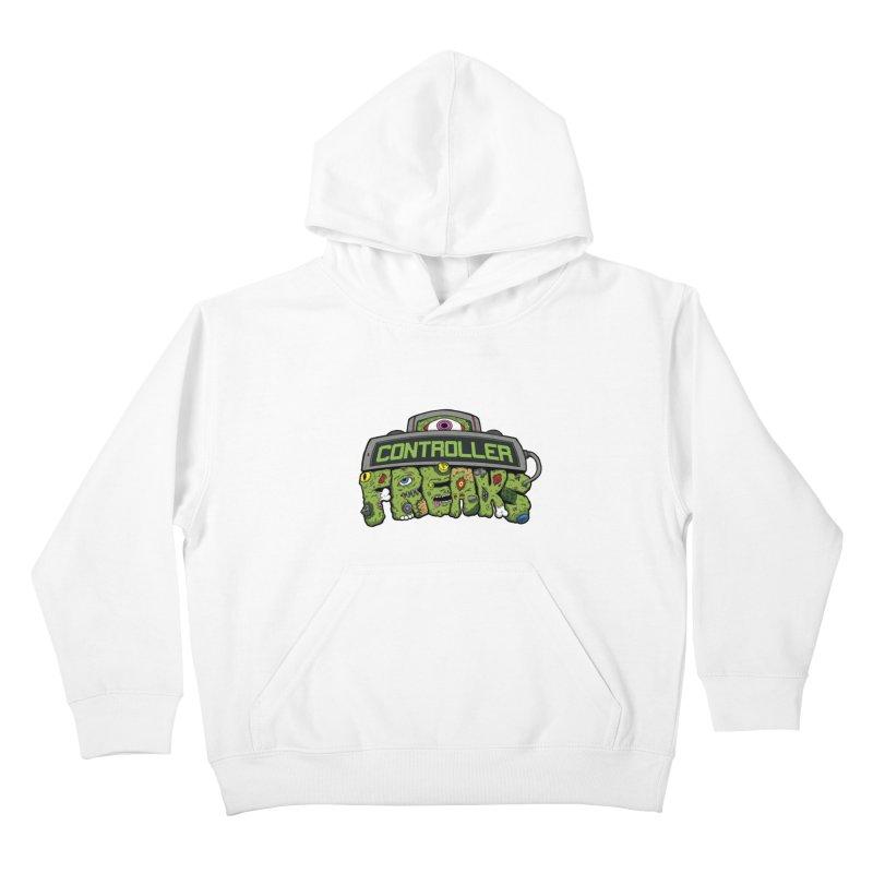 Controller Freaks - Logo Kids Pullover Hoody by Mystic Soda