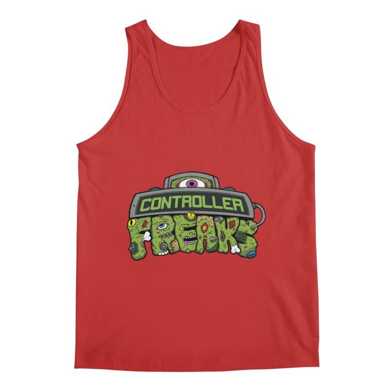 Controller Freaks - Logo Men's Regular Tank by Mystic Soda