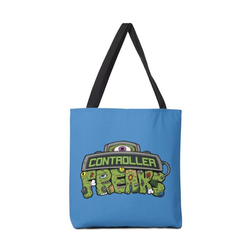 Controller Freaks - Logo Accessories Bag by Mystic Soda Shoppe