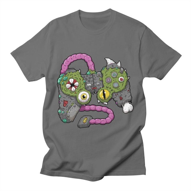 Controller Freaks - The DualShock Men's T-Shirt by Mystic Soda