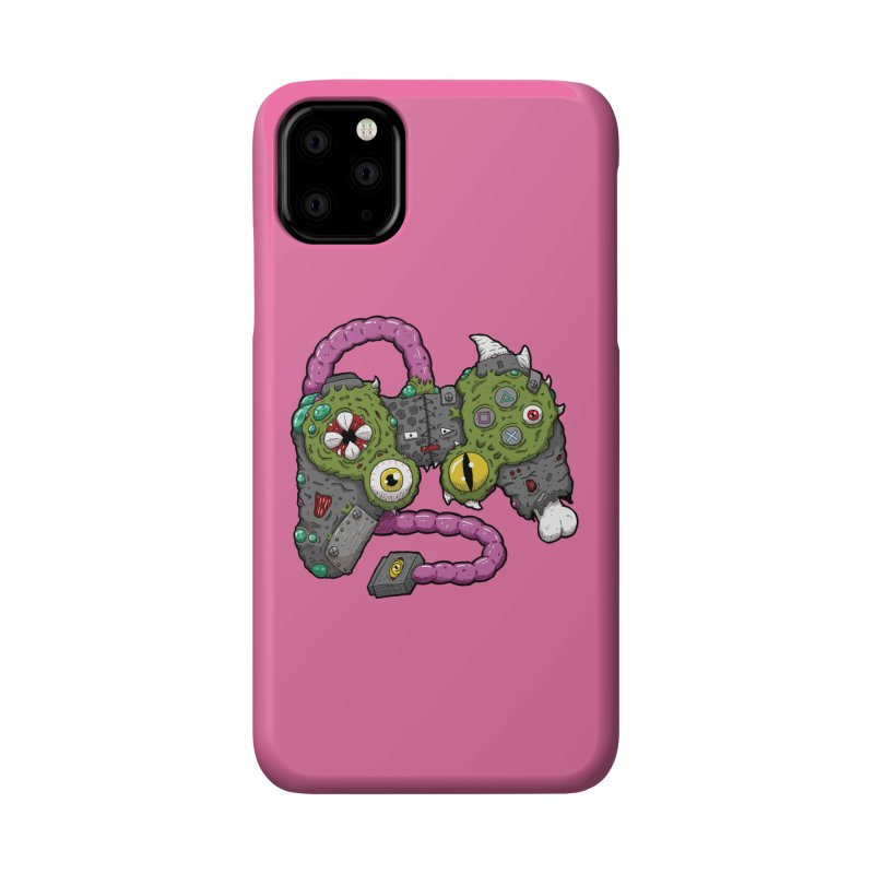 Controller Freaks - The DualShock Accessories Phone Case by Mystic Soda