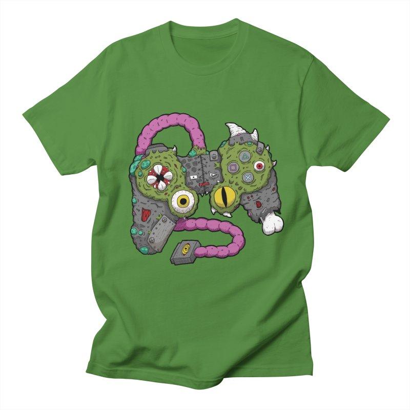 Controller Freaks - The DualShock Women's Unisex T-Shirt by Mystic Soda Shoppe