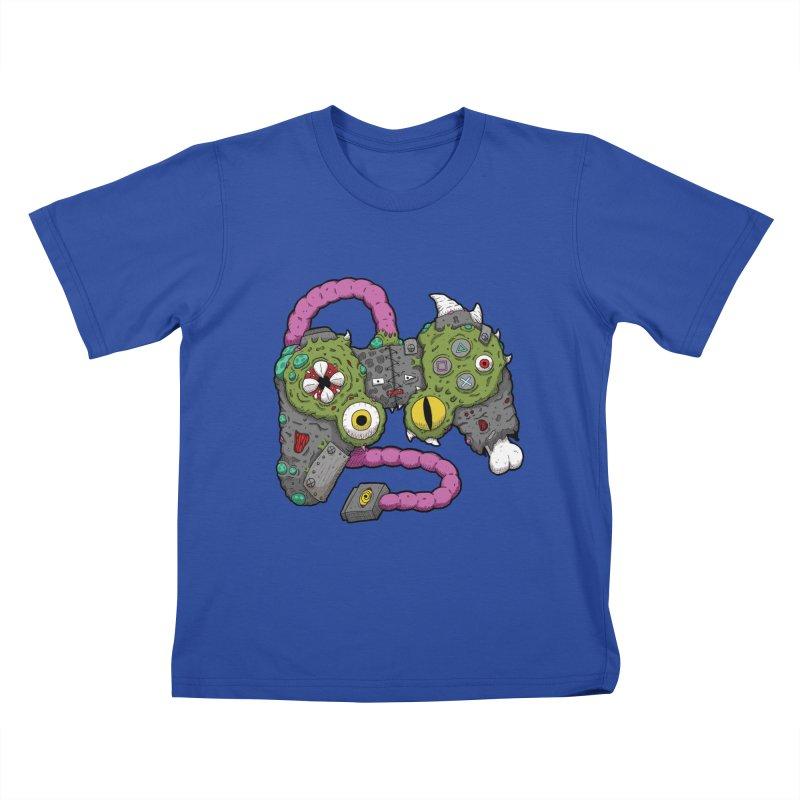 Controller Freaks - The DualShock Kids T-Shirt by Mystic Soda Shoppe