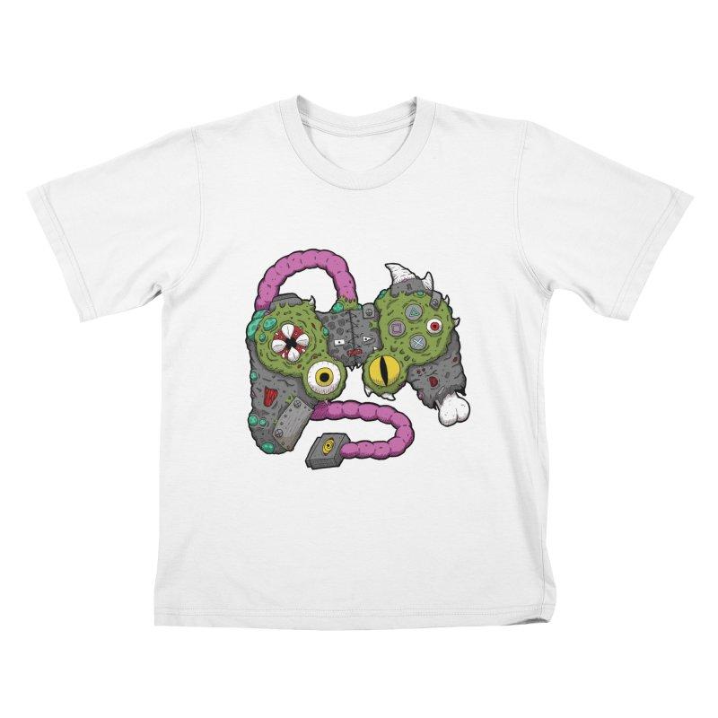Controller Freaks - The DualShock Kids T-Shirt by Mystic Soda