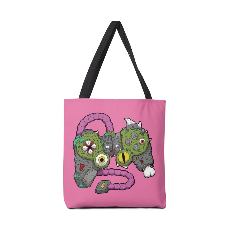 Controller Freaks - The DualShock Accessories Bag by Mystic Soda Shoppe