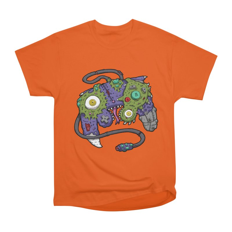 Controller Freaks - G4M3CUB3 Men's T-Shirt by Mystic Soda