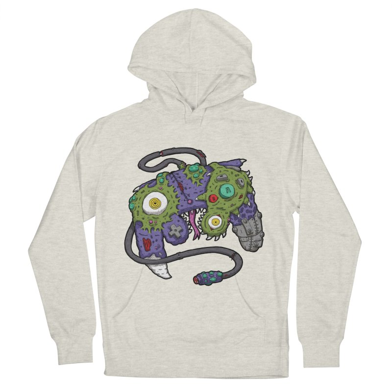 Controller Freaks - The GameCube Women's Pullover Hoody by Mystic Soda Shoppe