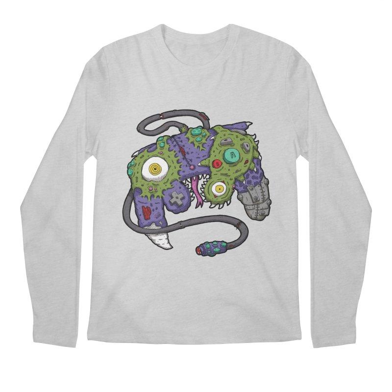 Controller Freaks - The GameCube Men's Regular Longsleeve T-Shirt by Mystic Soda Shoppe
