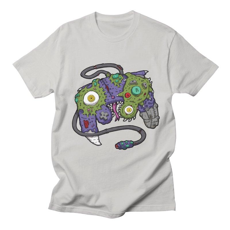 Controller Freaks - The GameCube Women's Unisex T-Shirt by Mystic Soda Shoppe