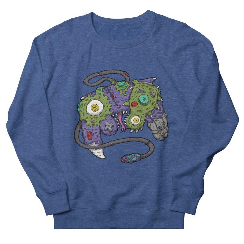 Controller Freaks - The GameCube Women's Sweatshirt by Mystic Soda Shoppe