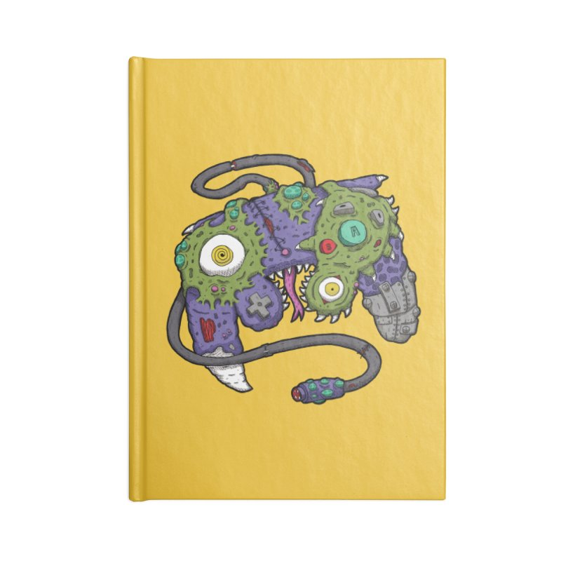 Controller Freaks - The GameCube Accessories Notebook by Mystic Soda Shoppe