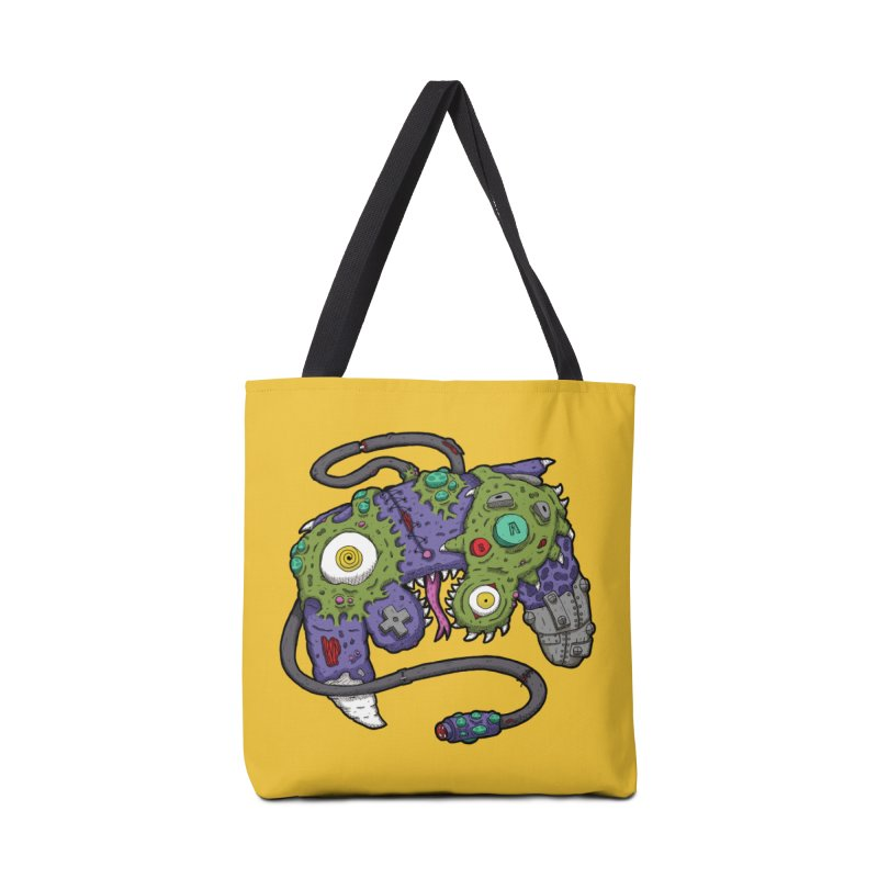 Controller Freaks - The GameCube Accessories Bag by Mystic Soda Shoppe