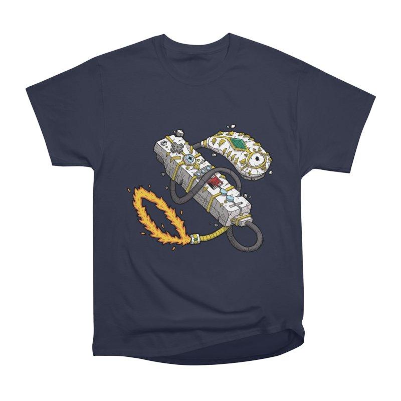 Controller Freaks - The W11-Mote Women's Heavyweight Unisex T-Shirt by Mystic Soda