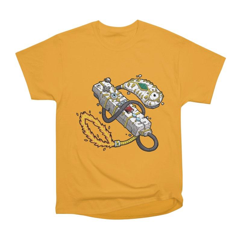 Controller Freaks - The WiiMote Women's Heavyweight Unisex T-Shirt by Mystic Soda Shoppe