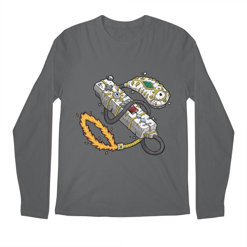 Controller Freaks - The W11-Mote Men's Regular Longsleeve T-Shirt by Mystic Soda