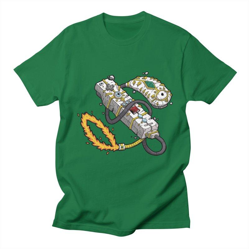 Controller Freaks - The W11-Mote Men's Regular T-Shirt by Mystic Soda