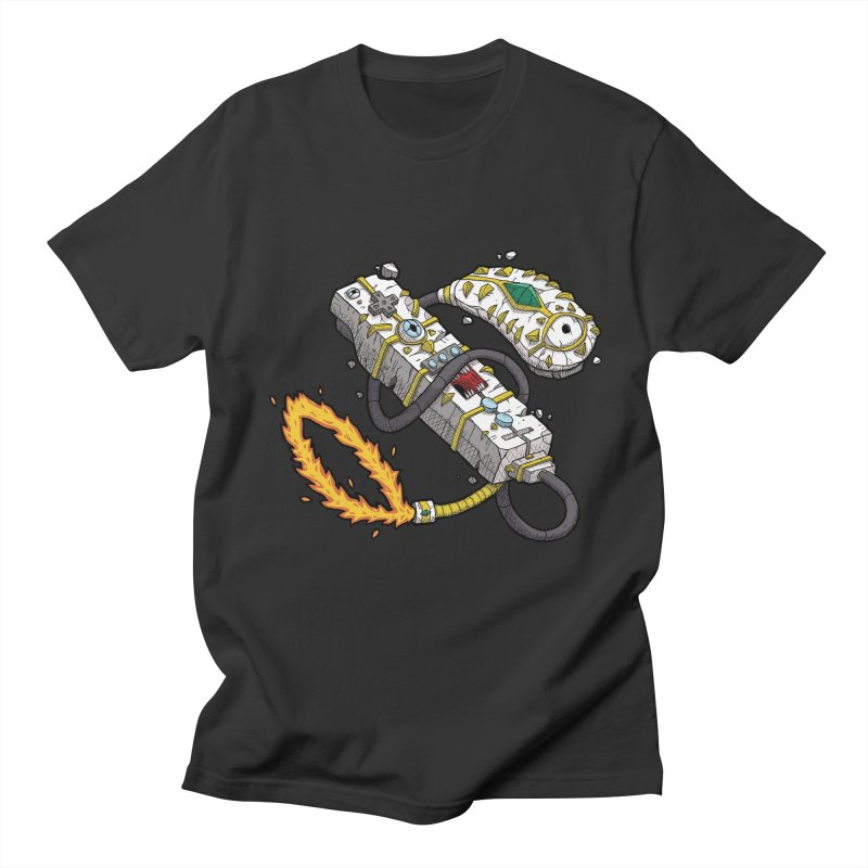 Controller Freaks - The W11-Mote Men's Regular T-Shirt by Mystic Soda