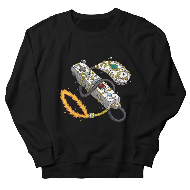 Controller Freaks - The W11-Mote Women's French Terry Sweatshirt by Mystic Soda