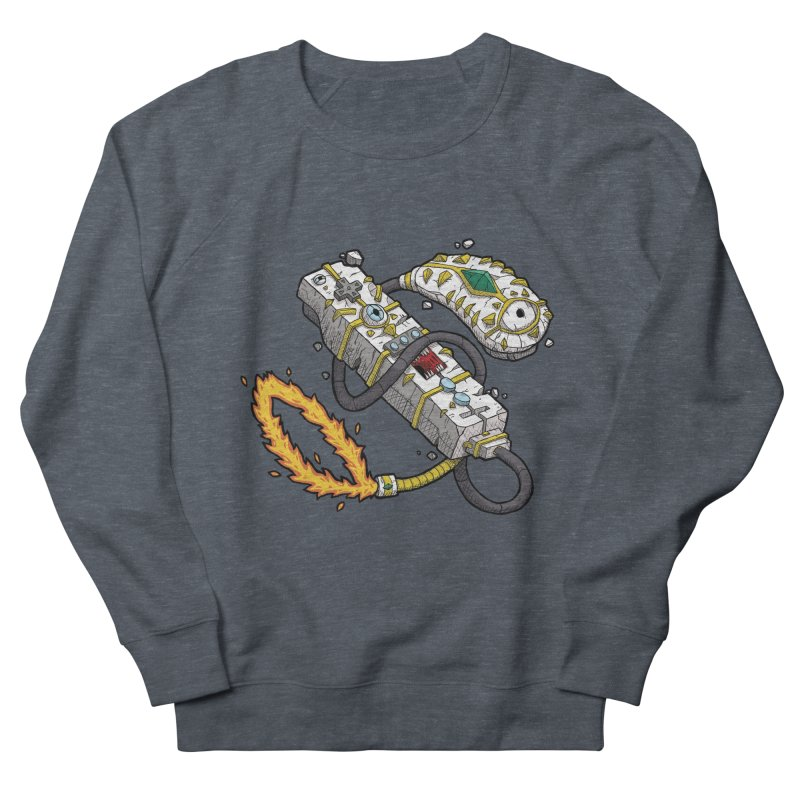 Controller Freaks - The W11-Mote Men's French Terry Sweatshirt by Mystic Soda