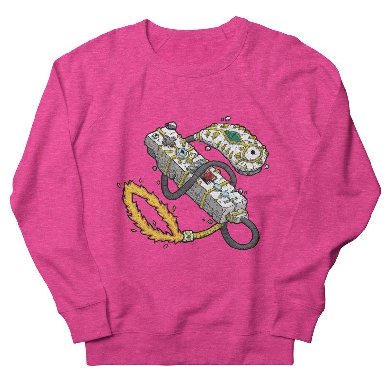 Controller Freaks - The W11-Mote Men's French Terry Sweatshirt by Mystic Soda