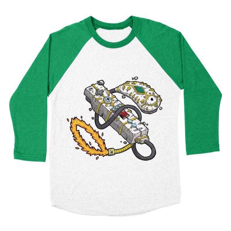 Controller Freaks - The WiiMote Women's Baseball Triblend Longsleeve T-Shirt by Mystic Soda Shoppe