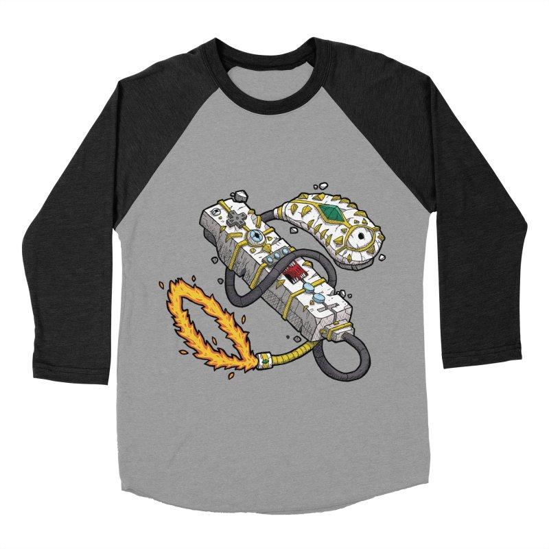 Controller Freaks - The W11-Mote Men's Baseball Triblend Longsleeve T-Shirt by Mystic Soda