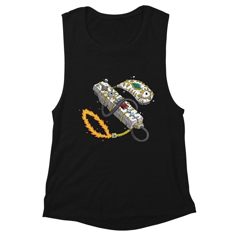 Controller Freaks - The W11-Mote Women's Tank by Mystic Soda