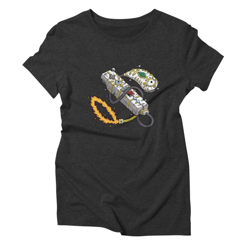 Controller Freaks - The W11-Mote Women's Triblend T-Shirt by Mystic Soda