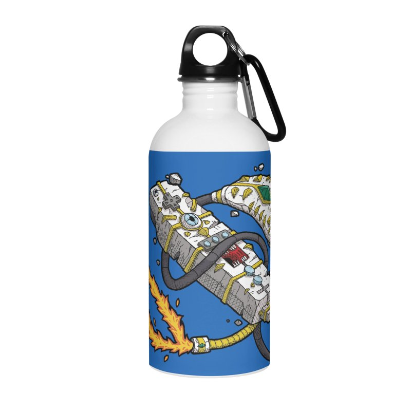 Controller Freaks - The W11-Mote Accessories Water Bottle by Mystic Soda