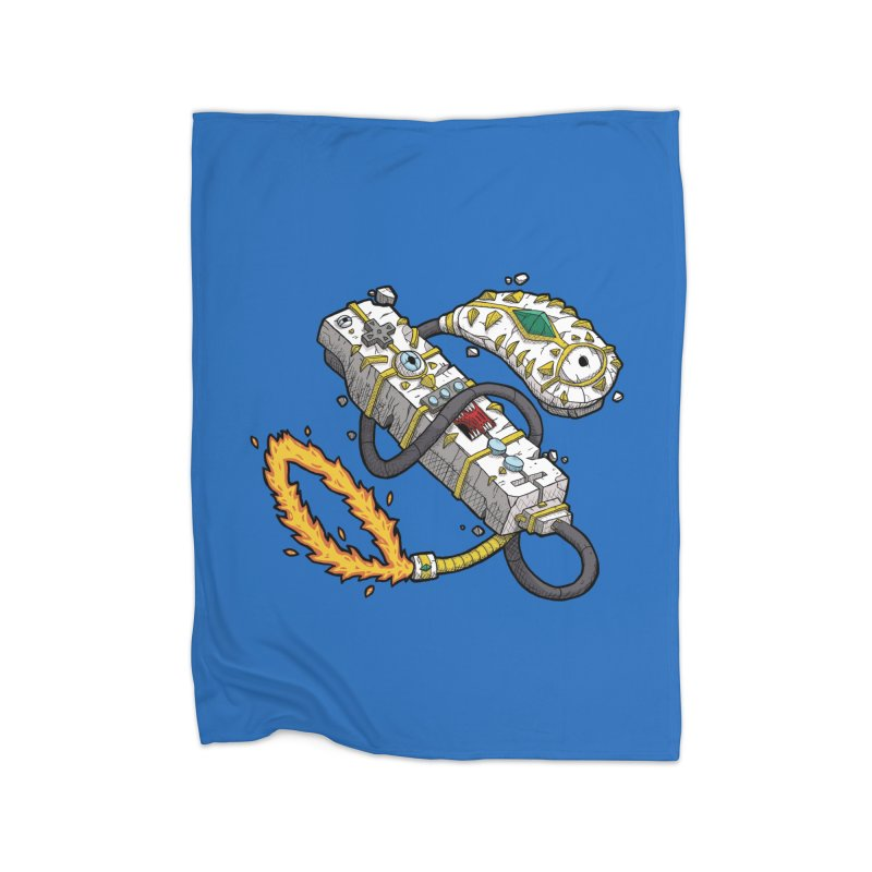 Controller Freaks - The WiiMote Home Blanket by Mystic Soda Shoppe