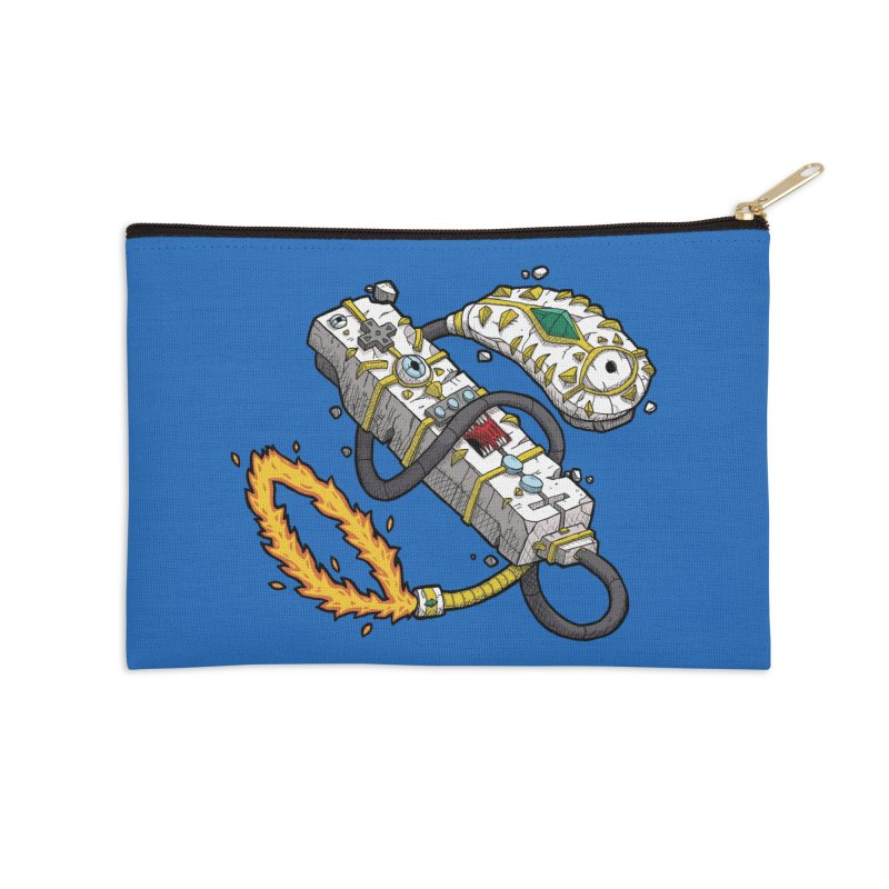 Controller Freaks - The W11-Mote Accessories Zip Pouch by Mystic Soda