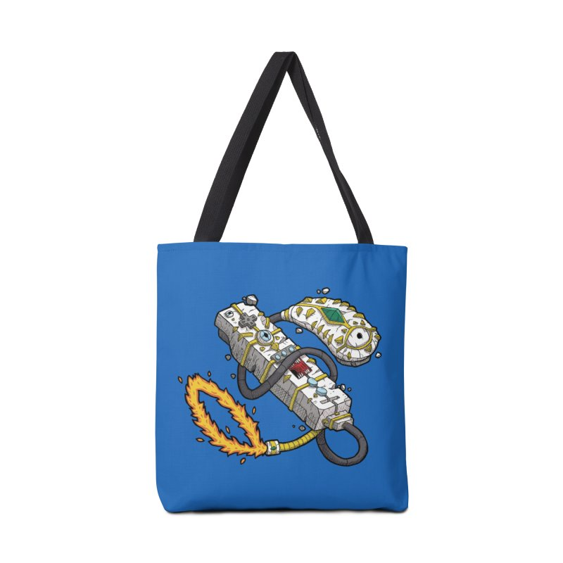 Controller Freaks - The W11-Mote Accessories Tote Bag Bag by Mystic Soda