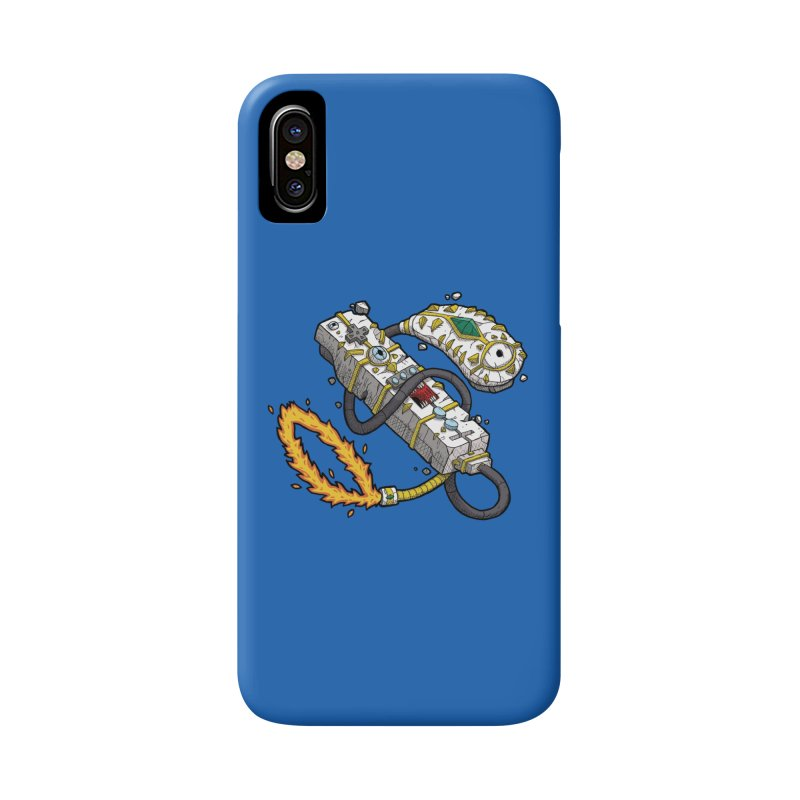 Controller Freaks - The WiiMote Accessories Phone Case by Mystic Soda Shoppe