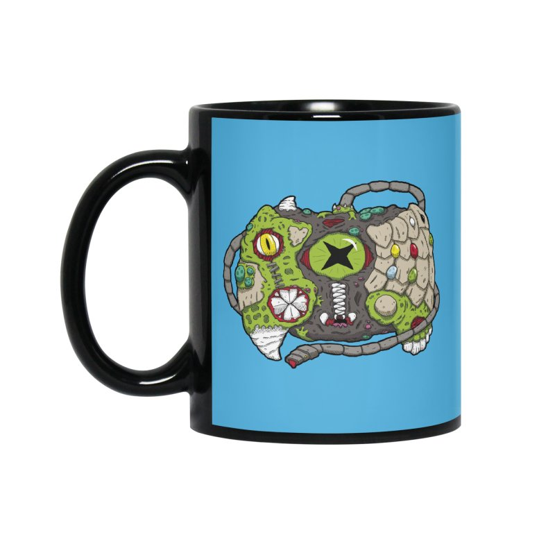 Controller Freaks - The XBOX (Original) Accessories Mug by Mystic Soda Shoppe