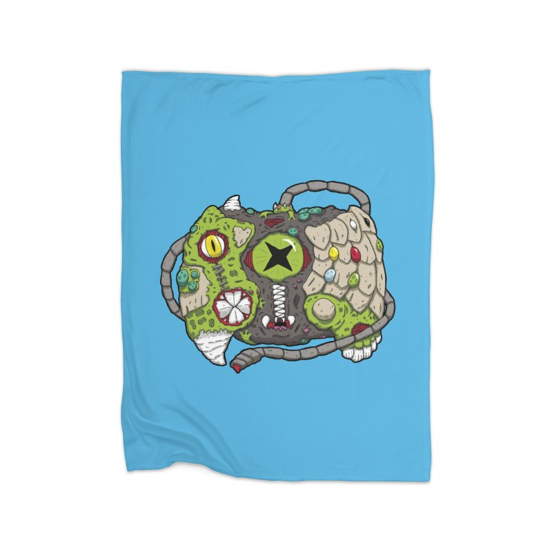 Controller Freaks - The XBOX (Original) Home Blanket by Mystic Soda Shoppe