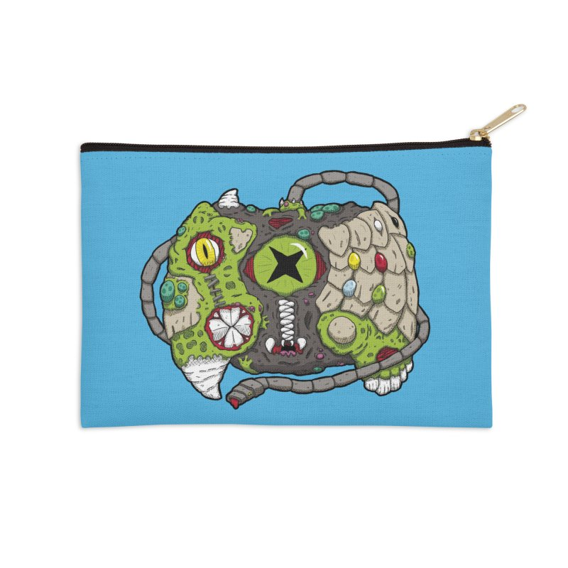 Controller Freaks - The XBOX (Original) Accessories Zip Pouch by Mystic Soda Shoppe
