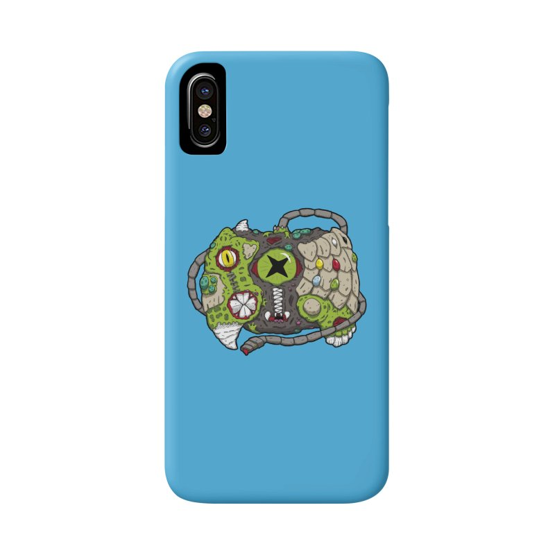 Controller Freaks - The XBOX (Original) Accessories Phone Case by Mystic Soda Shoppe