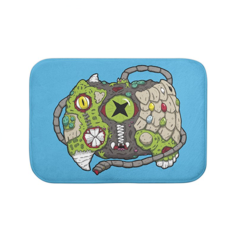 Controller Freaks - The XBOX (Original) Home Bath Mat by Mystic Soda Shoppe