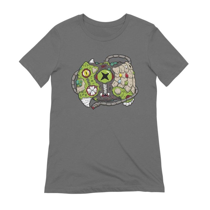 Controller Freaks - Specimen X-B0X Women's T-Shirt by Mystic Soda