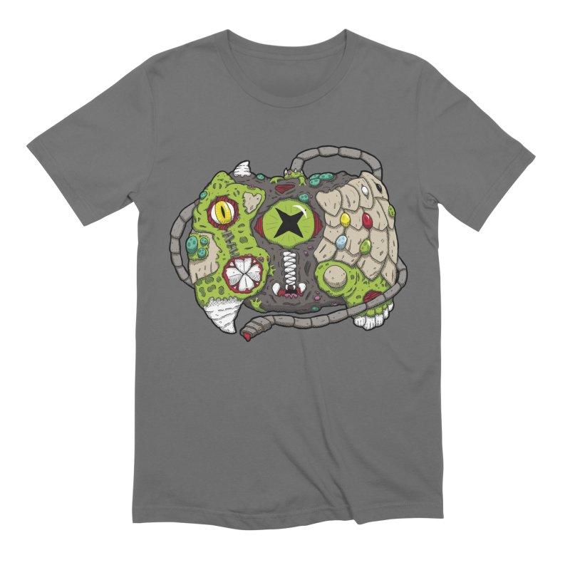 Controller Freaks - Specimen X-B0X Men's Extra Soft T-Shirt by Mystic Soda