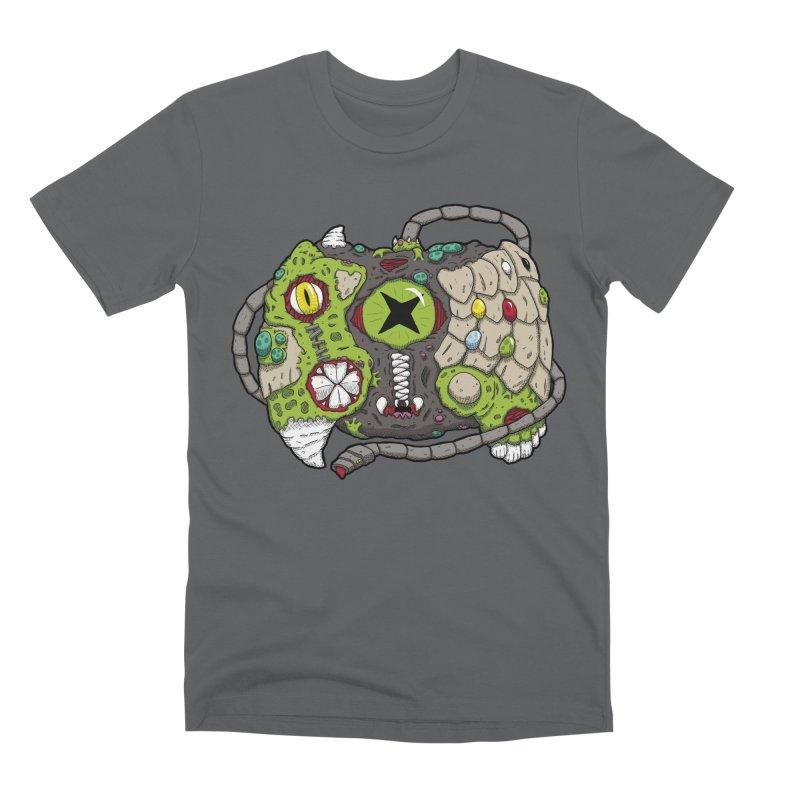 Controller Freaks - Specimen X-B0X Men's Premium T-Shirt by Mystic Soda