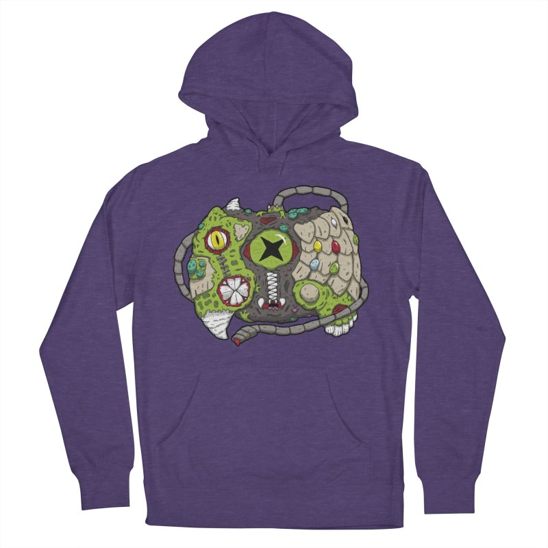 Controller Freaks - The XB0X (Original) Women's French Terry Pullover Hoody by Mystic Soda Shoppe