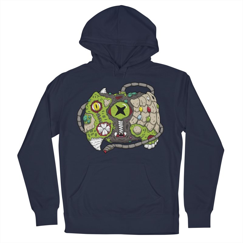 Controller Freaks - The XBOX (Original) Women's French Terry Pullover Hoody by Mystic Soda Shoppe