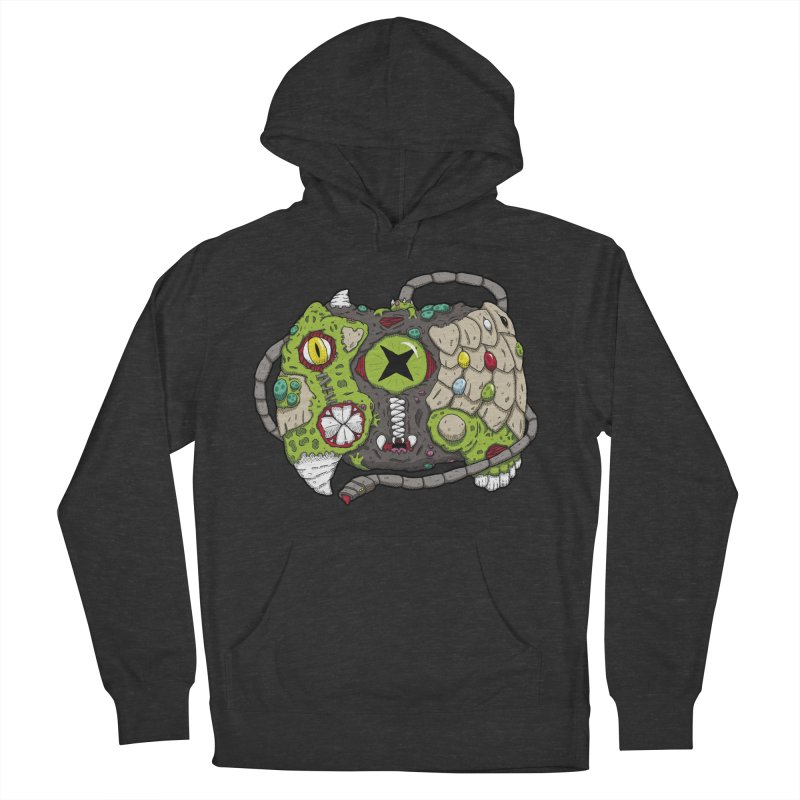 Controller Freaks - The XBOX (Original) Men's French Terry Pullover Hoody by Mystic Soda Shoppe