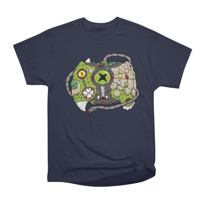 Controller Freaks - Specimen X-B0X Men's Heavyweight T-Shirt by Mystic Soda