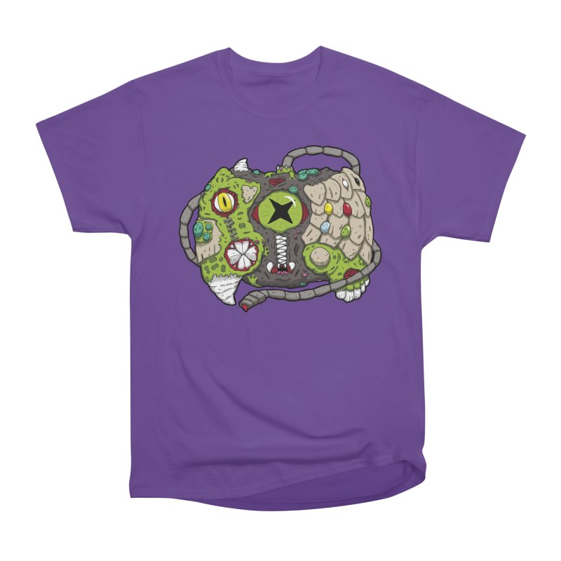 Controller Freaks - The XBOX (Original) Men's Heavyweight T-Shirt by Mystic Soda Shoppe